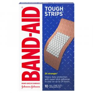 Band-Aid Extra Large Tough Strips