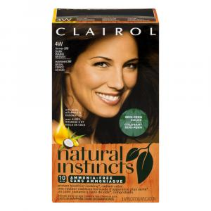 Clairol Natural Instincts #28b Roasted Chestnut Kit
