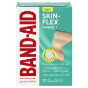 Band-Aid Skin-Flex Fingertip Bandages
