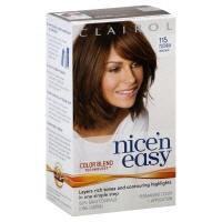 Nice'n Easy Natural Lightest Brown Hair Color Kit