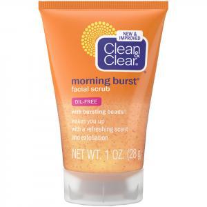 Clean & Clear Morning Burst Orange Scrub