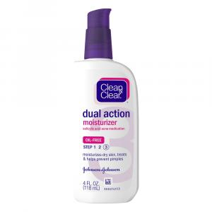 Clean & Clear Oil Free Facial Lotion