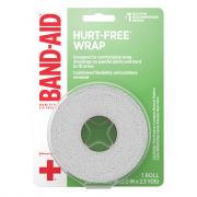 "Johnson & Johnson's 2"" Hurt Free First Aid Tape"
