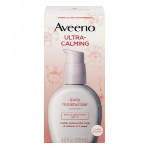 Aveeno Ultra-Calming Daily Moisturizing SPF 15