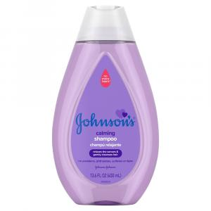 Johnson & Johnson's Baby Calming Shampoo