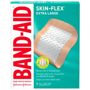 Band-Aid Skin Flex Extra Large Bandages
