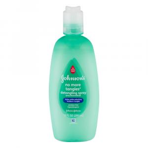 Johnson & Johnson's No More Tangles Conditioner