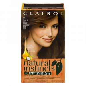 Clairol Natural Instincts #12 Toasted Almond Hair Color Kit