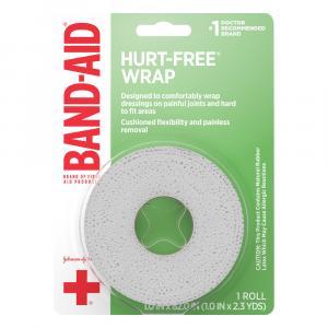 Johnson & Johnson's Hurt Free First Aid Tape