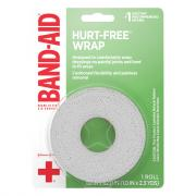 Johnson & Johnson's Hurt Free First Aid Tape