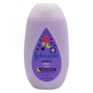 Johnson & Johnson's Bedtime Lotion