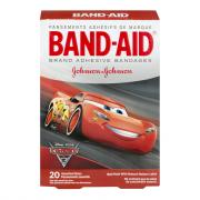 Band-Aid Disney Cars Bandages