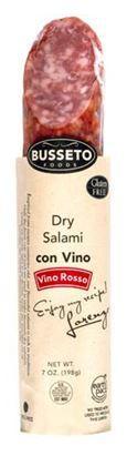 Busseto Con Vino Salami