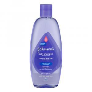 Johnson & Johnson's Baby Shampoo W/lavender