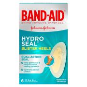 Band-Aid Hydro Seal Blister Heels Bandages