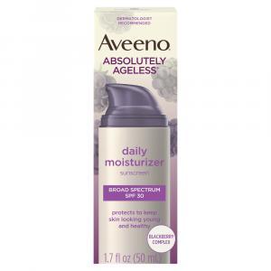 Aveeno Absolutely Ageless Daily Moisturizer Cream