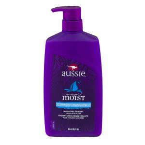 Aussie Moisturizing Shampoo W/pump