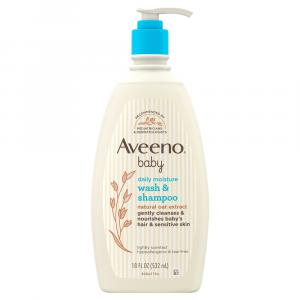 Aveeno Lightly Scented Baby Wash & Shampoo