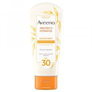 Aveeno Protect & Hydrate Lotion Sunscreen SPF 30