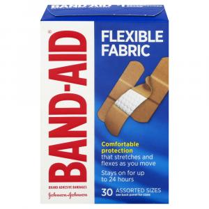 Band-Aid Activ-Flex Assorted Bandages