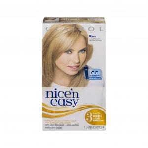 Nice'n Easy #103 Natural Light Neutral Blonde Hair Color Kit