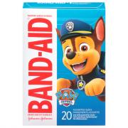 Band-Aid Paw Patrol Bandages