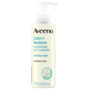 Aveeno Calm + Restore Nourishing Oat Cleanser