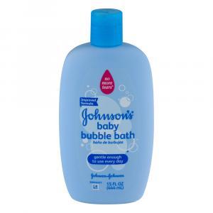 Johnson & Johnson's Baby Bubble Bath