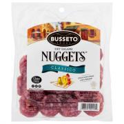 Busseto Original Dry Salami Nuggets