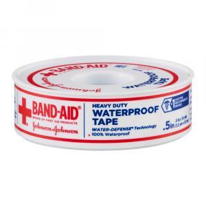 "Johnson & Johnson's 1/2"" First Aid Adhesive Tape"
