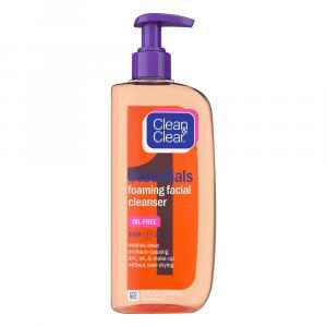 Clean & Clear Essentials Foaming Facial Cleanser Oil-Free
