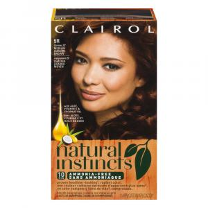 Clairol Natural Instincts #22 Cinnaberry Hair Color Kit
