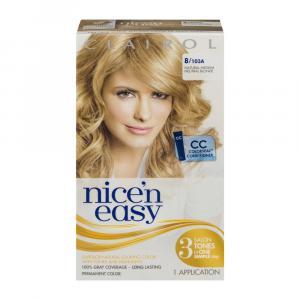 Nice'n Easy #103a Natural Medium Neutral Blonde Hair Color