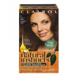 Clairol Natural Instincts #13 Suede Hair Color Kit