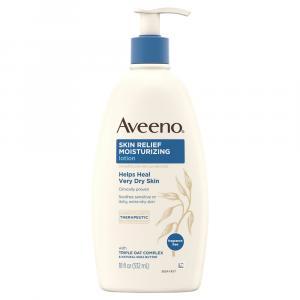 Aveeno Skin Relief with Oat Essence Moisturizing Lotion
