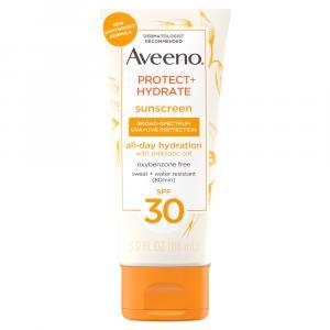 Aveeno Protect & Hydrate Sun Screen SPF 30