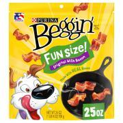Purina Beggin Littles Bacon Strips
