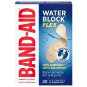 Bandaid Waterblock Flex