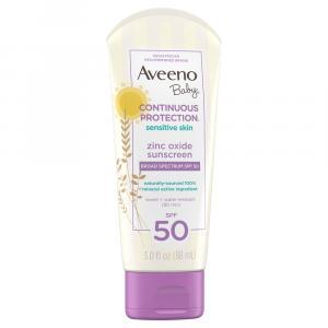 Aveeno Baby Sensitive Lotion 50