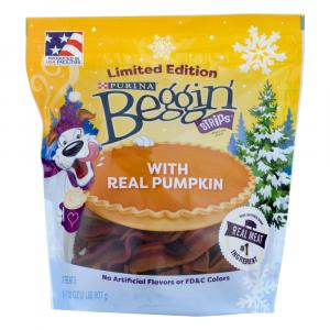 Purina Beggin' Strips Limited Edition Dog Treats