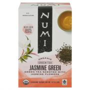 Numi Organic Jasmine Green Tea Bags
