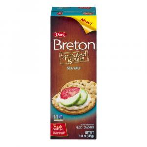 Dare Breton Sea Salt Crackers