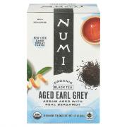 Numi Organic Aged Earl Grey Black Tea