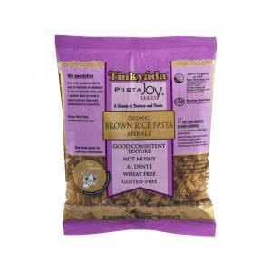 Tinkyada Organic Brown Rice Spirals