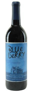Boyden Valley Blueberry Wine