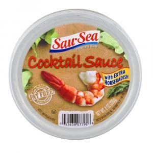 SauSea Cocktail Sauce With Horseradish