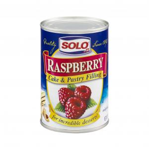 Solo Red Raspberry Cake & Pastry Filling
