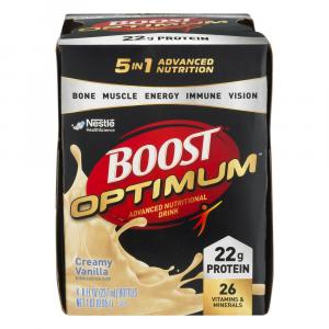 Boost Advanced Nutrition Optimum Creamy Vanilla