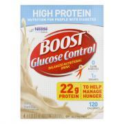 Boost Glucose Control High Protein Shake Vanilla