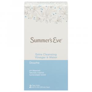 Summer's Eve Vinegar & Water Extra Clean Douche